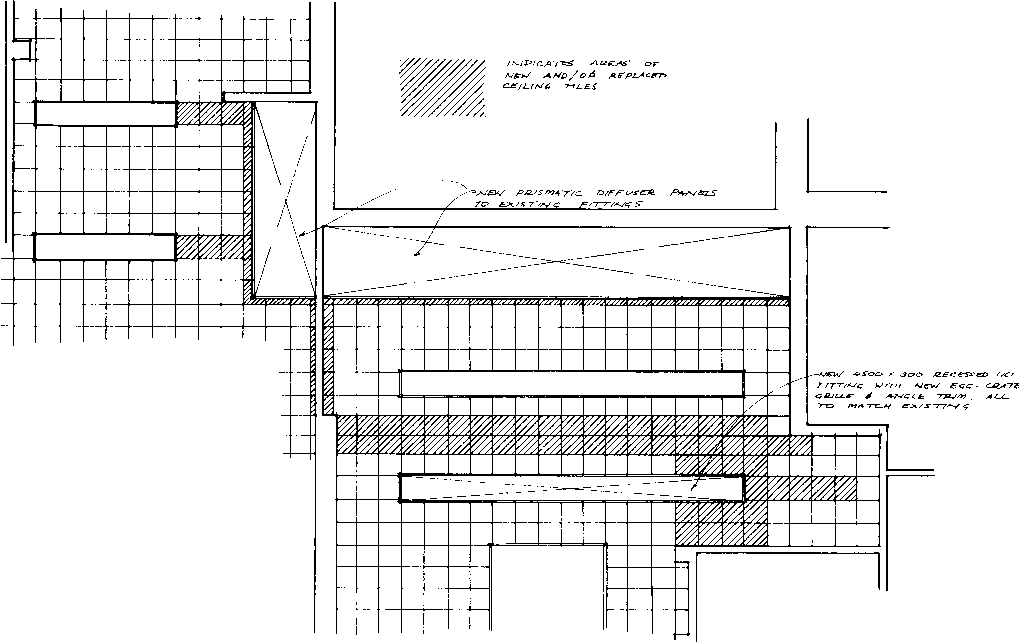 Demolition Drawing Example