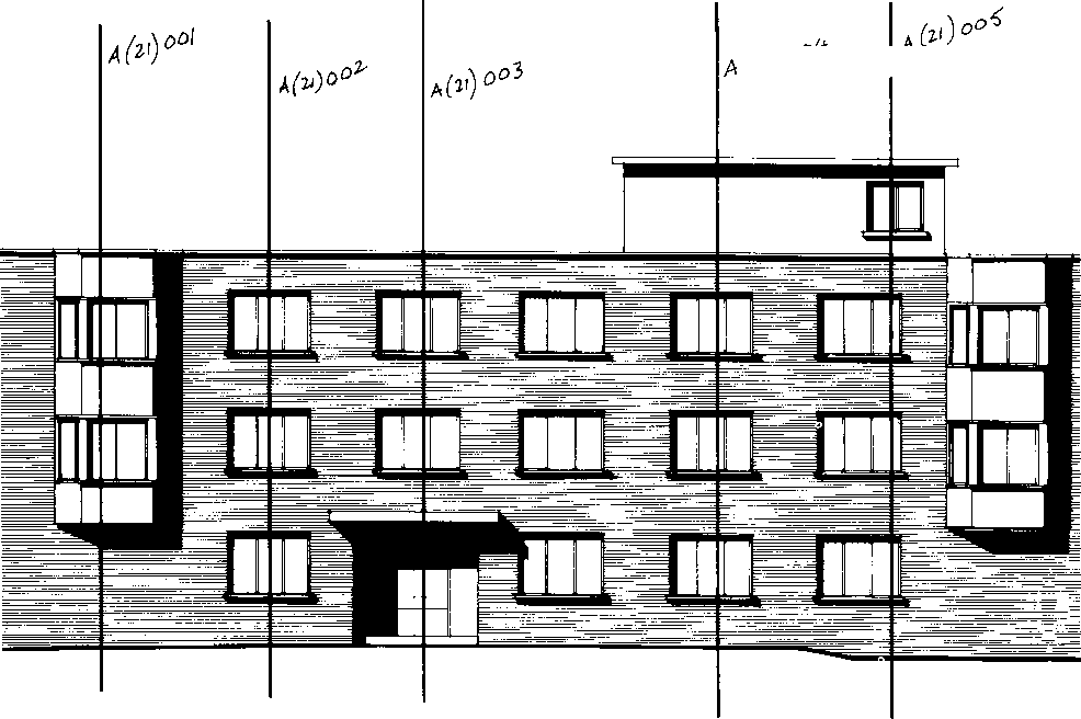 Door Elevation Drawing Convention