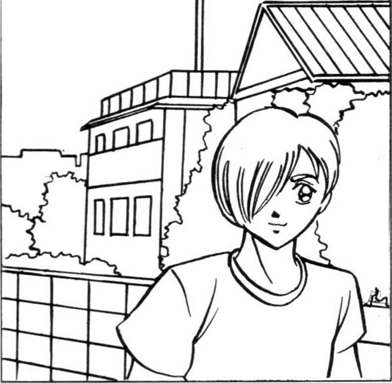Manga Backgrounds Drawing
