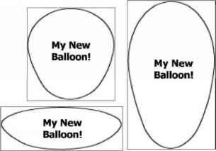 Manga Dialogue Balloon