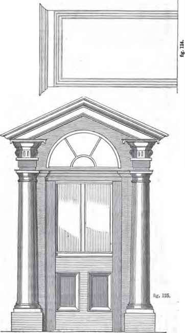 Front Elevation Door Design : Shop front elevation mechanical drawing joshua nava arts