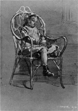 Winslow Homer Sketch Chair