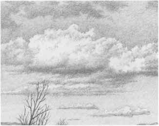 How To Draw Distant Clouds