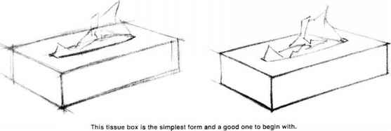 Basic 101: Class 4 - Drawing Cylindrical Objects ...  |Pencil Sketch Simple Object