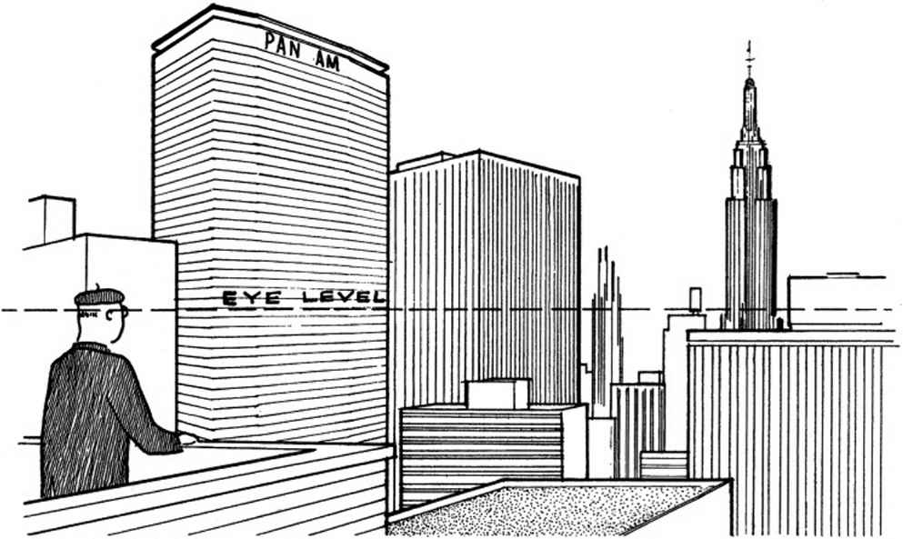 Line Art Building : Drawing buildings perspective joshua nava arts