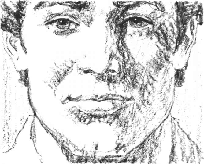 Portrait Drawing How Get The Features