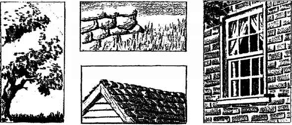 Pencil Brickwork Texture