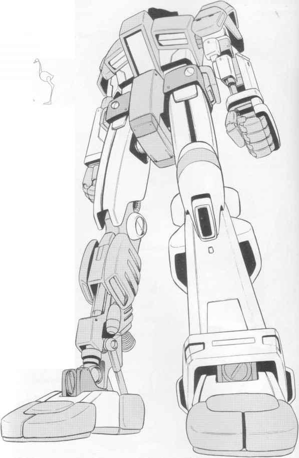 Shoulders Draw Robots Joshua Nava Arts