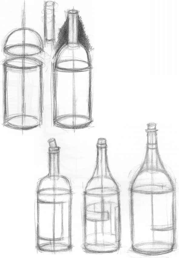 Bottle Draw