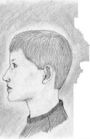 Simple Drawing Face Profile