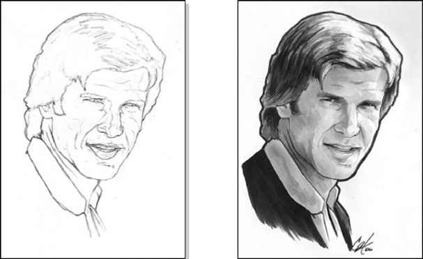Star Wars Ships Drawings Pencil