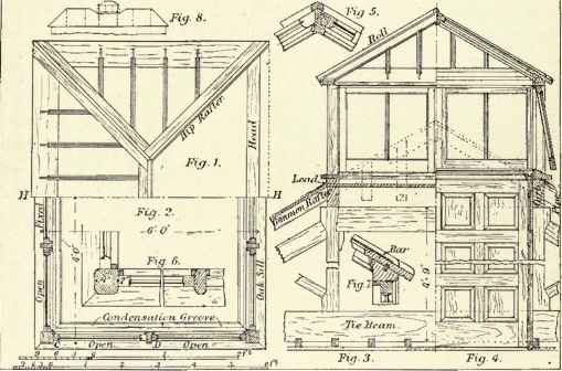 Old Timber Technical Drawings