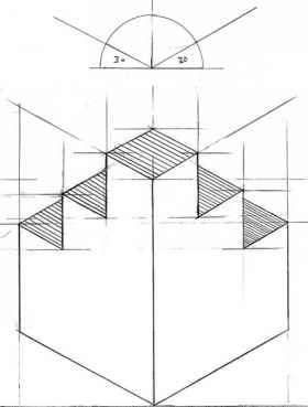 Projection System Drawing