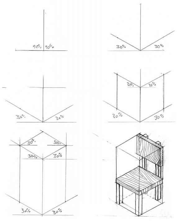 Isometric Projection Examples
