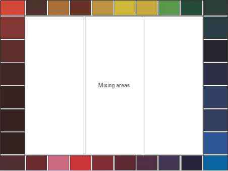 Setting Your Palette