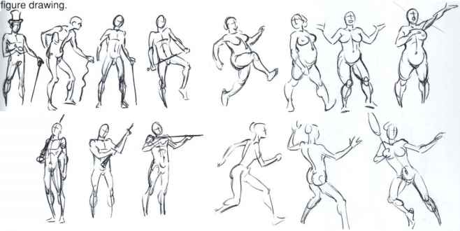 Figure Drawing Sexual Poses