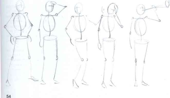 Figure Drawing Without A Model - Drawing without a Model